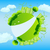 vert · domaine · herbe · nature · technologie - photo stock © olgayakovenko