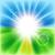soleado · pradera · borroso · primavera · vector · colorido - foto stock © olgayakovenko