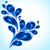 ecology background   splash blue drops stock photo © olgayakovenko