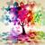 voorjaar · kaart · vlinders · kleurrijk · illustratie · papier - stockfoto © olgayakovenko