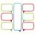 farbenreich · Sprechblase · Frames · Etiketten · Form · leer - stock foto © OlgaYakovenko