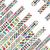 digitale · vector · Blauw · Rood · Geel · carnaval - stockfoto © olgayakovenko