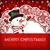 Christmas decorations on handmade knitted background. stock photo © OlgaYakovenko