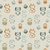 uilen · neutraal · papier · textuur - stockfoto © OlgaYakovenko