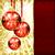 Weihnachten · Kugeln · Party · glücklich · Design · Hintergrund - stock foto © OlgaYakovenko