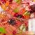 fresco · vermelho · groselha · água · fruto - foto stock © olira