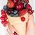 fresh berries in wafer stock photo © olira