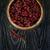 friss · piros · izolált · fehér · gyümölcsök · természet - stock fotó © olira