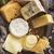 チーズ · ナッツ · ジャム · 木製のテーブル · 食品 · グループ - ストックフォト © olira