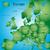 将来 · 技術 · ヨーロッパ · ベクトル · インターネット · 背景 - ストックフォト © olira