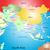 south asia map stock photo © olira