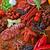 prato · salame · carne · tabela - foto stock © olira