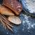 хлеб · коричневый · подробность · изолированный - Сток-фото © olira