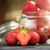 fresh ripe strawberry stock photo © olira