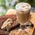 黒白 · クッキー · カップ · コーヒー · 3 ·  · 食品 - ストックフォト © olira