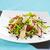 espárragos · vegetariano · plato · verde · rojo - foto stock © olira