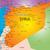 mapa · Síria · político · vários · abstrato · fundo - foto stock © olira
