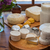 caseiro · vaca · queijo · alho - foto stock © olira
