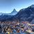 Matterhorn and Zermatt view stock photo © oliverfoerstner
