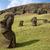 каменные · Остров · Пасхи · Чили · Пасху · лице · природы - Сток-фото © oliverfoerstner