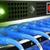 оптический · волокно · кабелей · белый · 3d · иллюстрации · интернет - Сток-фото © olivier_le_moal