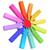 diferente · colorido · flechas · blanco · alto - foto stock © oneo