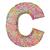 alfabeto · símbolo · carta · colorido · isolado · branco - foto stock © oneo