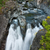 waterval · water · groene · rotsen · vers · vallen - stockfoto © oorka