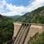 具体的な · 壁 · 建設 · 技術 · 山 · 湖 - ストックフォト © oorka
