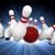 bowling · 3d · render · sztrájk · bemozdulás · szimuláció · sport - stock fotó © oorka