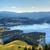 kilátás · hegy · Bulgária · égbolt · víz · tájkép - stock fotó © oorka