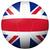 vlag · groot-brittannië · kaart · eiland · euro · Europa - stockfoto © opicobello