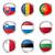 Эстония · стране · флаг · карта · форма · текста - Сток-фото © opicobello