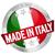 düğme · afiş · İtalya · web · bayrak · hizmet - stok fotoğraf © opicobello