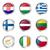 exportar · produto · Finlândia · papel · caixa - foto stock © opicobello