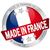 düğme · afiş · Fransa · web · bayrak · hizmet - stok fotoğraf © opicobello