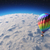 地球 · バルーン · おもちゃ · 地球 · ボール · 風船 - ストックフォト © orla