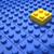 lego · spel · 3d · render · illustratie · Blauw · leuk - stockfoto © orla