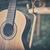 flamenco · gitár · felső · stílus · akusztikus · gitár · vidék - stock fotó © orla