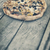 rustic pizza stock photo © orla