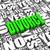 3D · woord · geen · witte · internet · schaduw - stockfoto © outstyle