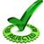 メンバー · 緑 · ラベル · 3dテキスト · チェック - ストックフォト © outstyle
