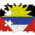 antigua and barbuda national flag stock photo © outstyle