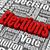 demokrácia · szó · piros · 3d · render · oktatás · szín - stock fotó © outstyle