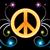 felirat · szimbólum · béke · rajz · graffiti · stílus - stock fotó © oxygen64