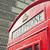 britânico · vermelho · telefone · cabine · clássico - foto stock © pab_map
