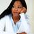 Beautiful boring black woman studying stock photo © pablocalvog