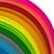 spektrum · színes · hullámok · fehér · elemek · absztrakt - stock fotó © pakhnyushchyy
