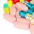 kettő · szárított · növénygyűjtemény · vitamin · kiegészítő · tabletták · makró - stock fotó © pakhnyushchyy