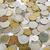 verouderd · geld · textuur · wereld · achtergrond · veiligheid - stockfoto © pakhnyushchyy